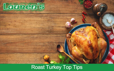 Roast Turkey Top Tips